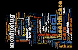 World Cloud of Blue Oceans 2012 Blog Posts